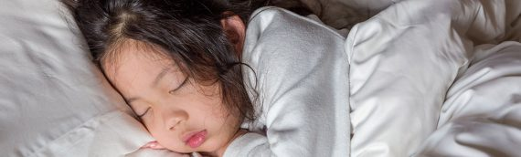 Tired Kids? 4 Steps to Better Sleep