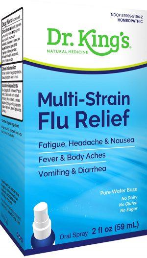 Mulit-Strain Flu Relief