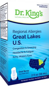 Regional Allergies - Great Lakes