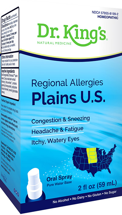 Regional Allergies - Plains US