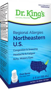 Regional Allergies - Northeastern US