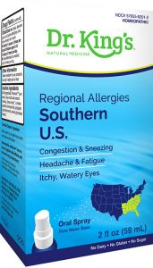 Regional Allergies - Southern US