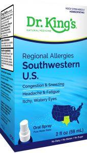 Regional Allergies - Southwestern