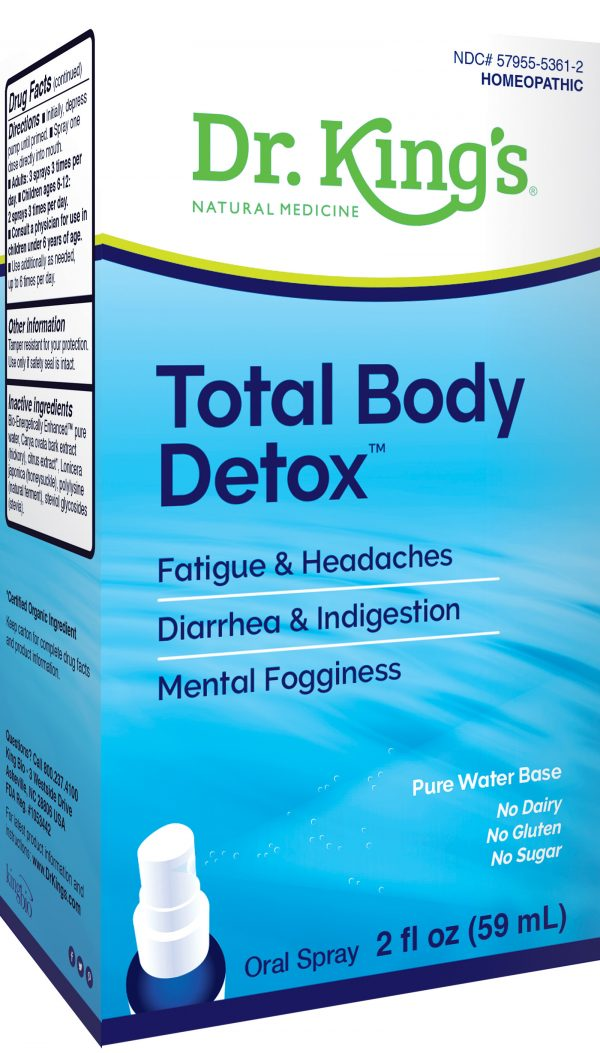 product image for total body detox