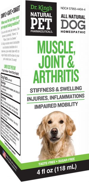 Dog: Muscle, Joint, and Arthritis
