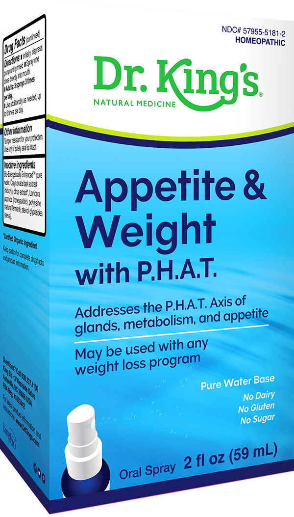 Appetite & Weight with P.H.A.T