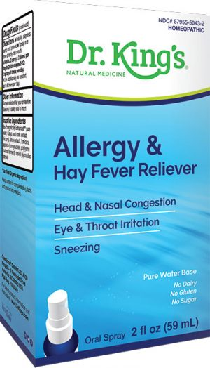 Allergy & Hay Fever Reliever