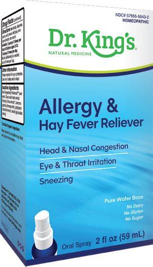Allergy & Hay Fever Reliever