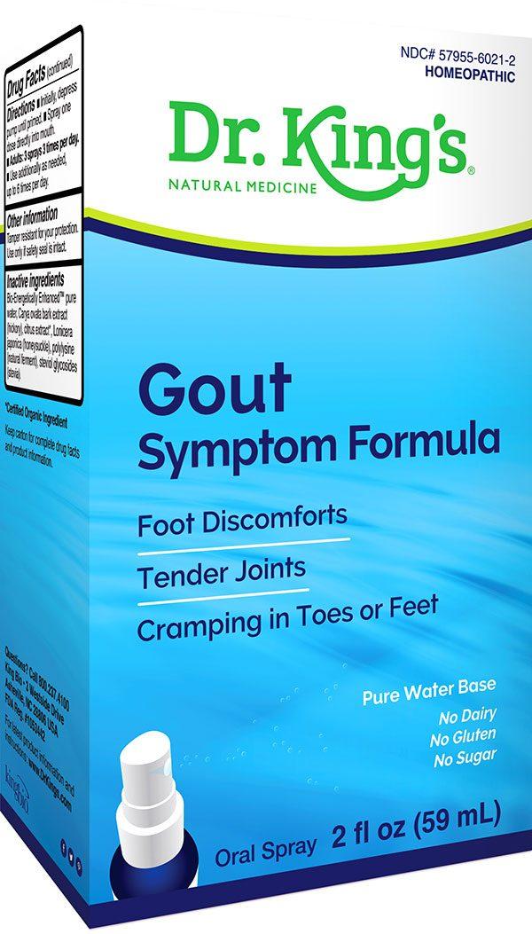 Gout Symptom Relief
