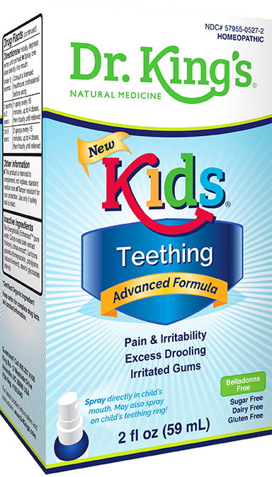 Kid's Teething