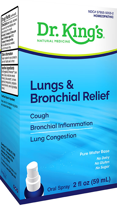 Lungs & Bronchial Relief