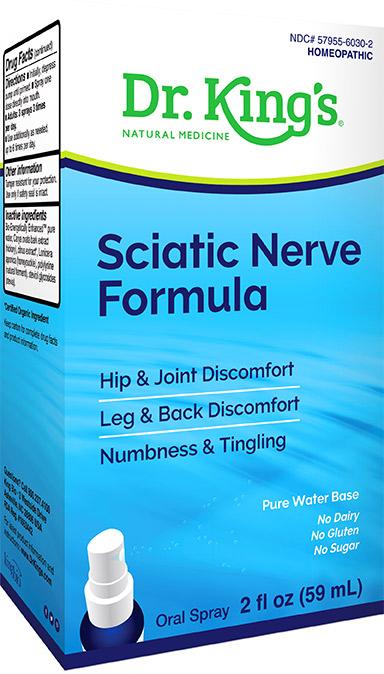 Sciatic Nerve Formula