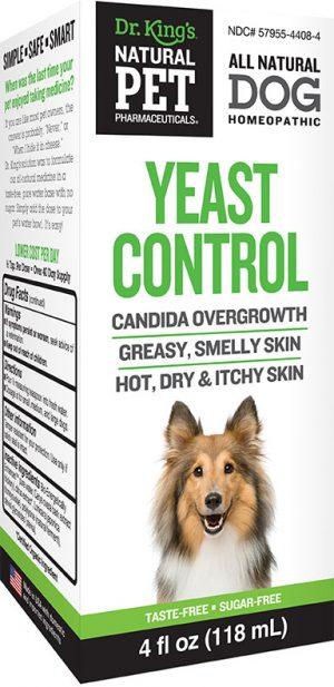 Dog Yeast Control