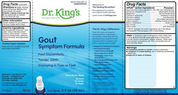 label-for-gout-symptom-relief-formula