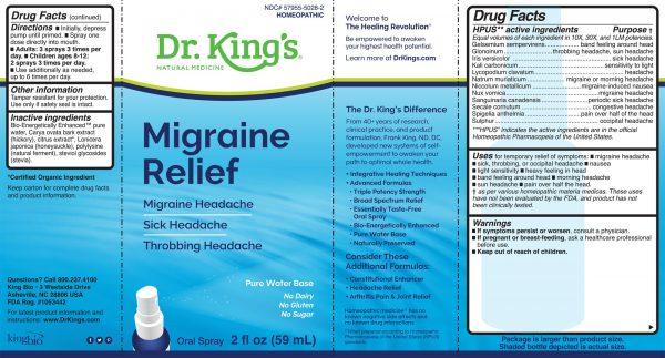 label-for-migraine-relief