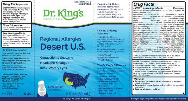 label-for-regional-allergies-desert-u-s