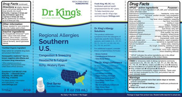 label-for-regional-allergies-southern-u-s