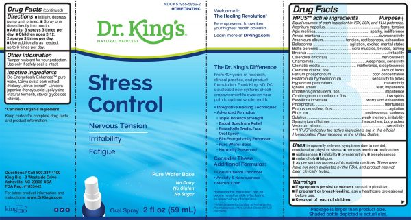 label-for-stress-control