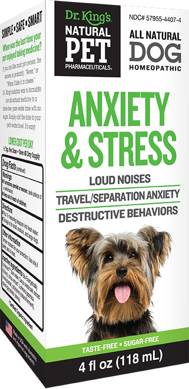 Dog Anxiety and Stress
