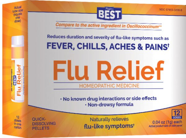 People's Best Flu Relief