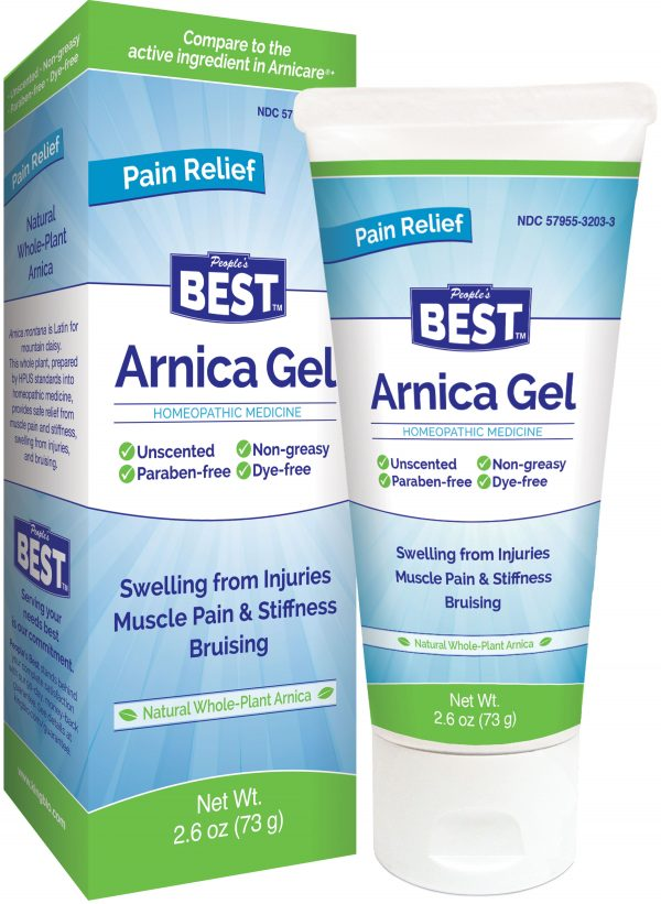 People's Best Arnica Gel