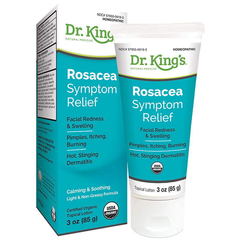 Rosacea Symptom Relief