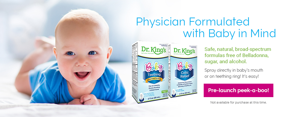 Physician Formulated with Baby in Mind