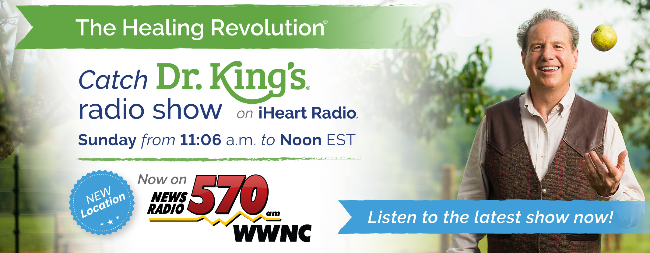 The Healing Revolution Radio Show