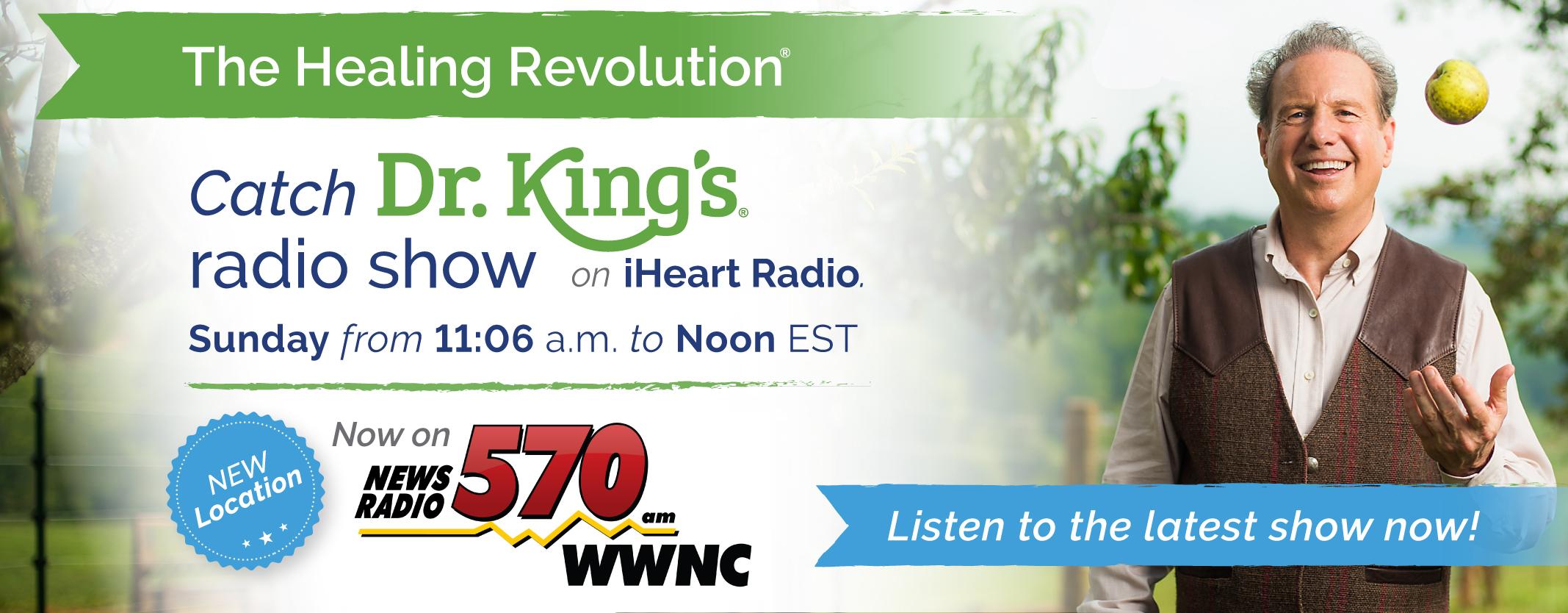 The Healing Revolution Radio Show