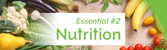 The Healing Revolution: Essential #2 – Nutrition