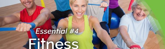 The Healing Revolution: Essential #4 – Fitness