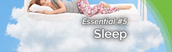 The Healing Revolution: Essential #5 – Sleep