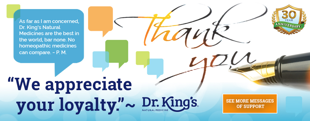 Dr  King's by King Bio