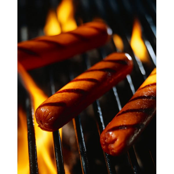 All Natural Nitrate Free Hot Dogs