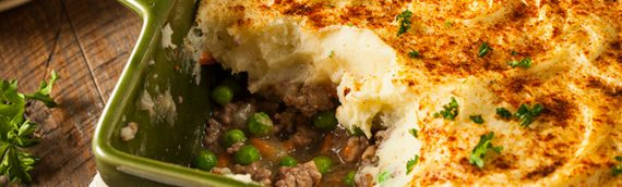 Farm Recipe – Elk Shepherd's Pie