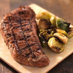 "All-Natural, ""Never-Ever"" Angus NY Strip Steak (10 oz.)"