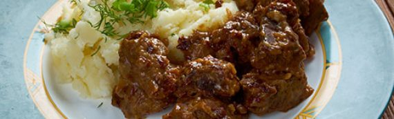 Belgian Beer & Bison Stew