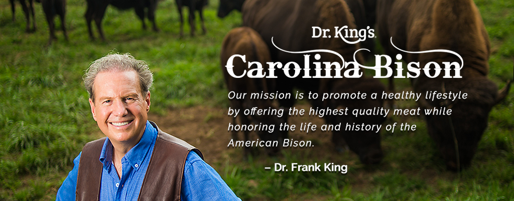 Dr  King's Farms and Carolina Bison